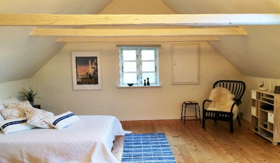 Boligindretning soveværelse